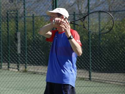 Tennis-club-Rives - Equipe3 homme Interclub