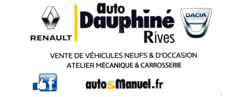 AUTO DAUPHINE RIVES
