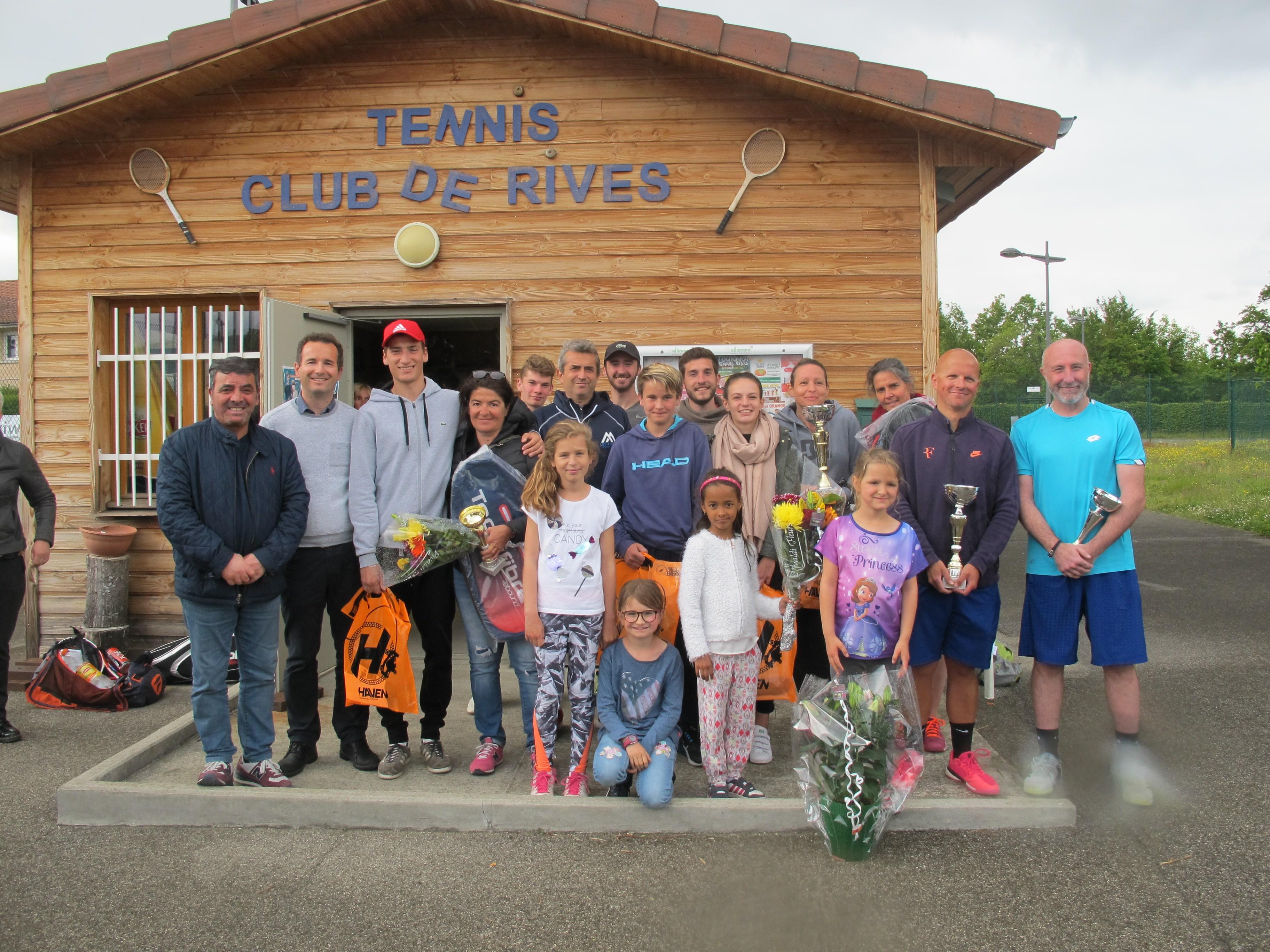 Une Fin De Tournoi 2019 épargnée Par Le Ciel Tennis Club
