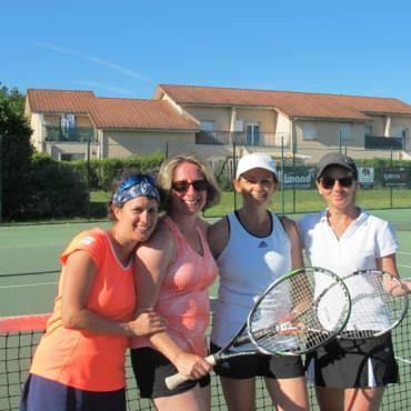 Un super tournoi TMC dames à Rives !