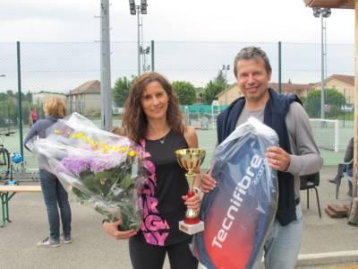 +35 ans D - Laetitia Rapenne (Tullins, vainqueur) 2