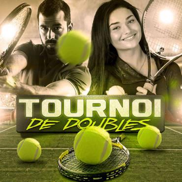 Le tennis, c'est mieux à deux !