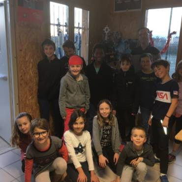 Noël fêté en avance au Tennis Club de Rives