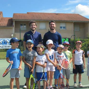 Le Tennis Club de Rives en vacances !