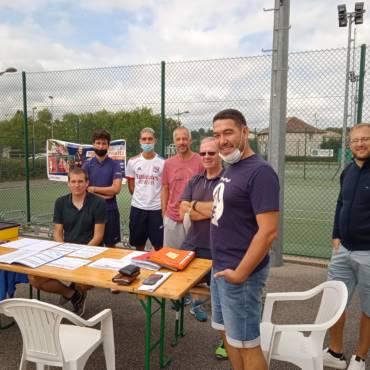 Le Tennis Club de Rives a fait sa rentrée