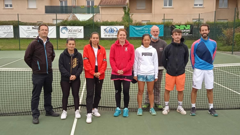 Tournoi 2021 du Tennis Club de Rives : un joli clap de fin